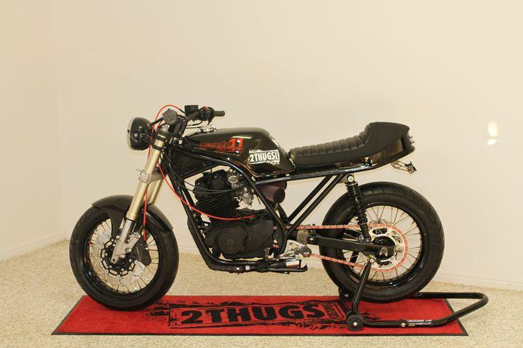 full custom Yamaha SRX 250 by 2Thugs Custom