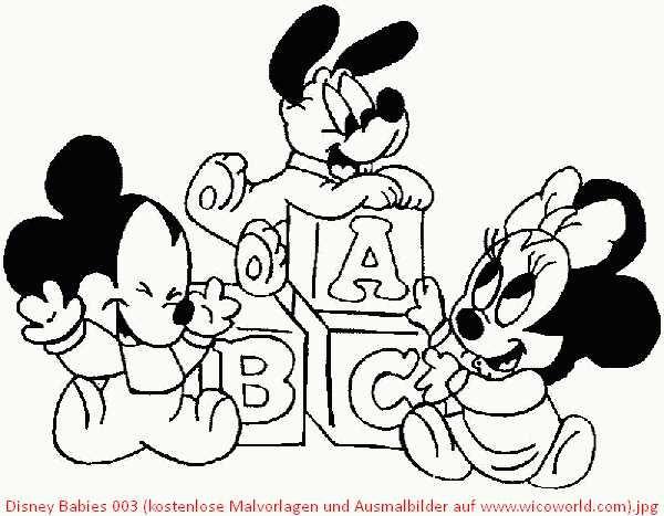 Bildergebnis Fur Disney Mickey Mouse Bilder Zum Ausmalen Riscos Fraldas