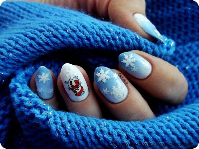 Zima z EDbeauty-Profesjonalne ozdoby do paznokci