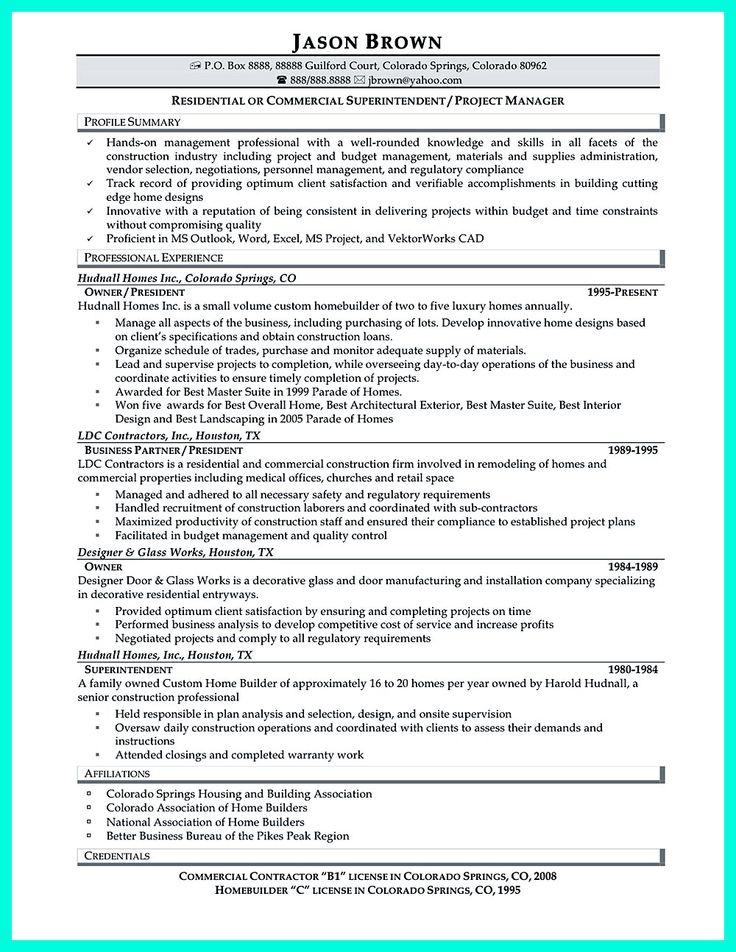 25+ unique Construction manager ideas on Pinterest Kanban cards - construction manager job description