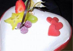 Valentijn taart van  http://www.excellence.be