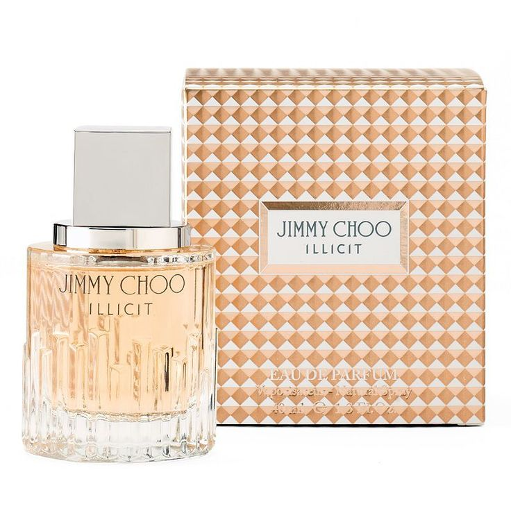 Jimmy Choo Illicit Women's Perfume, Multicolor