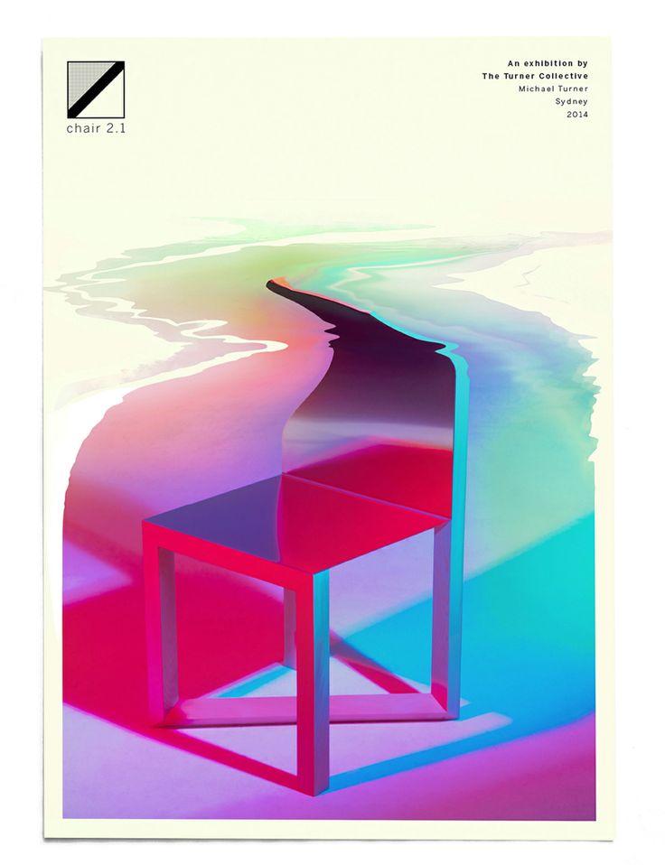 Chair 2.1 - X A B I E #chair #color