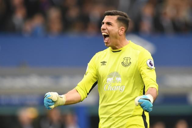 #rumors  Everton FC transfer news: Joel Robles set for exit with Deportivo La Coruna leading chase for goalkeeper