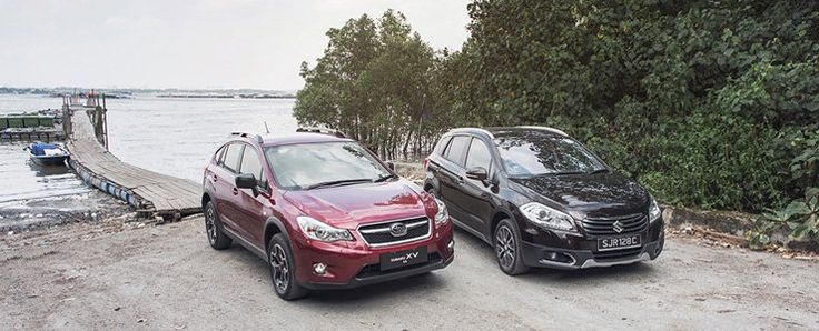 Comparison - Subaru XV 1.6 (A) & Suzuki S-Cross 1.6 CVT Panoramic Roof 4WD (A)
