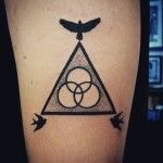 40 Unique Triangle Tattoo Meaning and Designs Vol 1 - 2 - Tube Tattoo