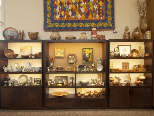 Shopping southern highland craft guild biltmore village for Asheville arts and crafts biltmore village