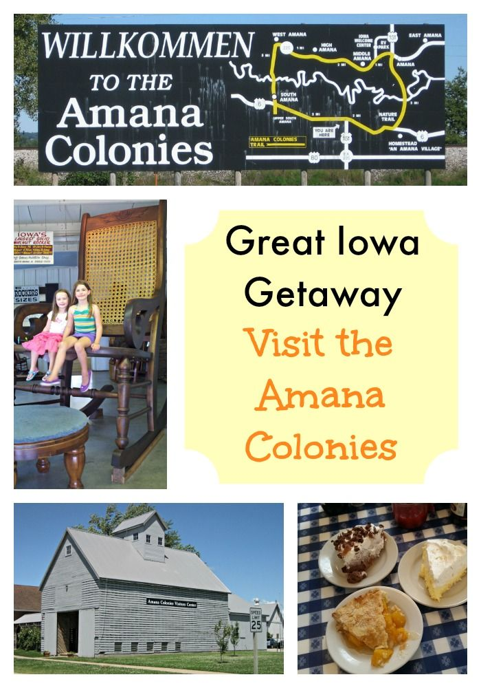 Family Fun in the Amana Colonies | Des Moines Moms Blog