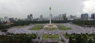 Islam Garis Lurus: Aksi Massa 212 akan Diabadikan dalam Film 212 The ...