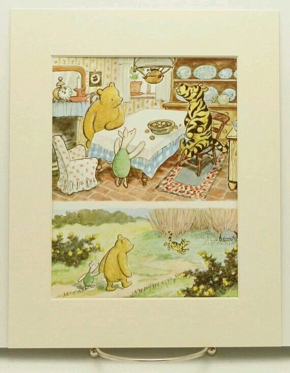 65 best Classic Winnie the Pooh images on Pinterest | Baby rooms ...