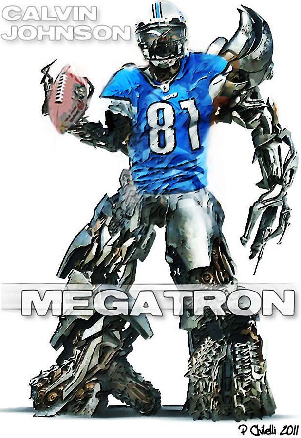 Calvin Johnson, MEGATRON #calvin #megatron