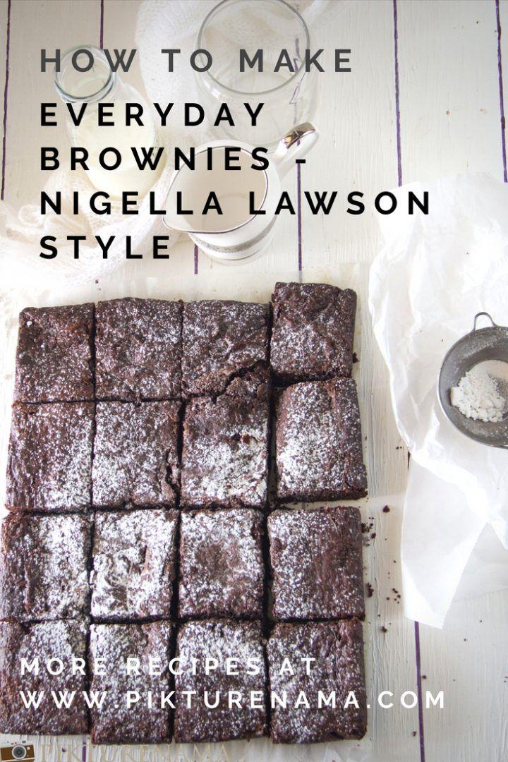 Everyday Brownies Nigella Lawson Recipe Nigella Lawson
