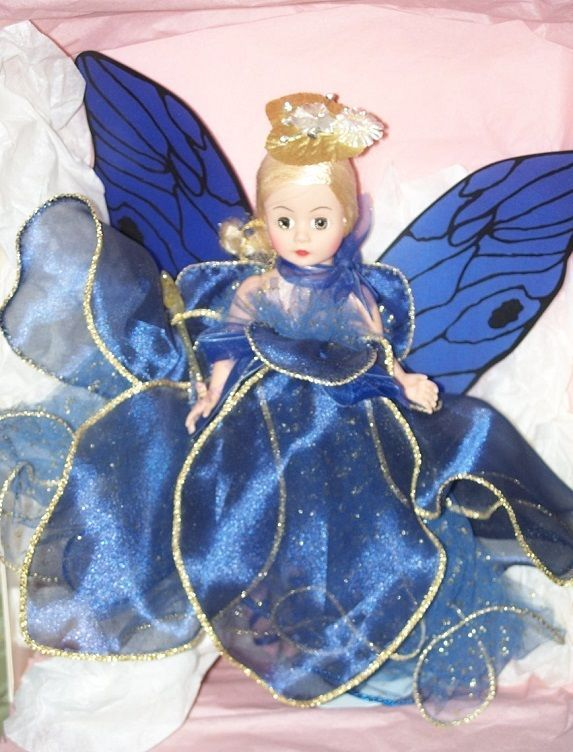 Madame Alexander Blue Fairie By Brand, Company, Character