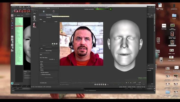 How I Use Faceshift for Facial Motion Capture