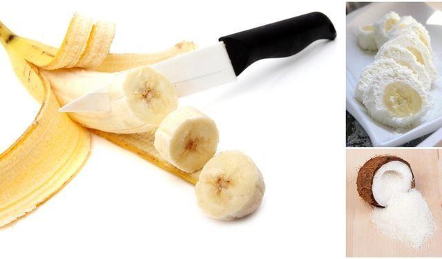 Nebudete sa vedieť dojesť: Banánová maškrta z 3 surovín hotová za 5 minút…