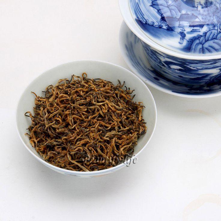 Супер тендер 1 кг Jinjunmei Уи Черный Чай, ранняя Весна Лапсанг Сушонг, популярный Китайский чай, Продвижение По Службе, C148, Бесплатная Доставка