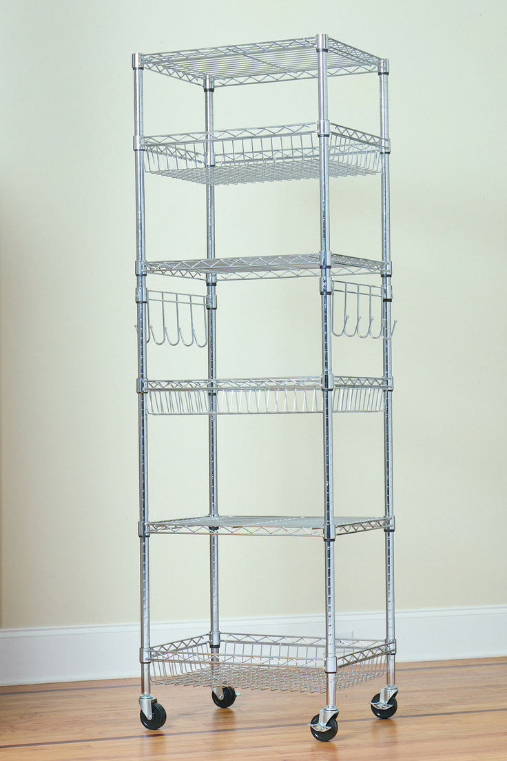 53 Best Everything Wire Shelf Additions Images On