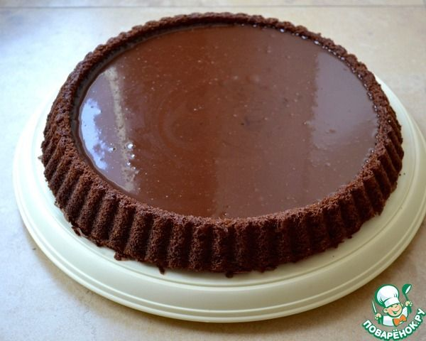 """Шоколадный торт """"Джандуйя"""" ингредиенты"""