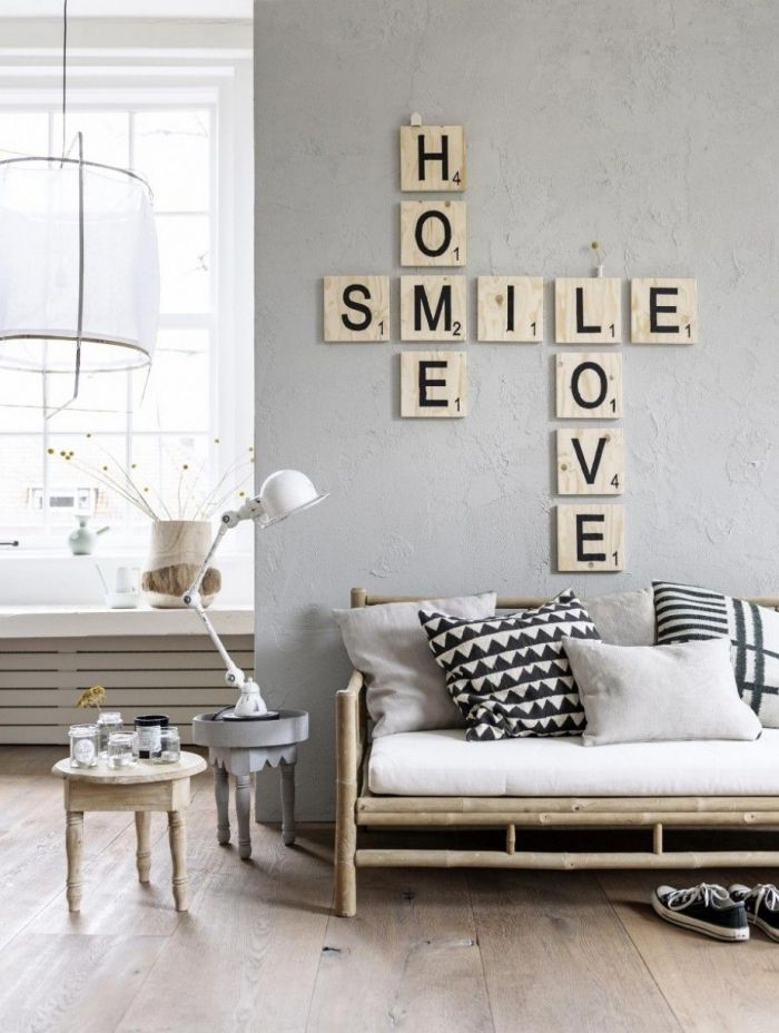 1001 Idees Deco Salon Cocooning De Style Hygge Decor For Mi