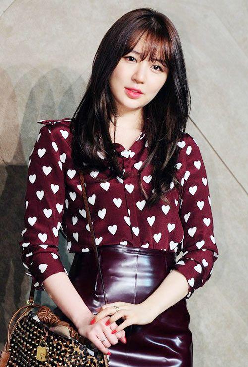 Yoon Eun Hye Fashion Fashions Of Style Icon Korean Actress Yoon Eun Hye Pinterest Yoon Eun