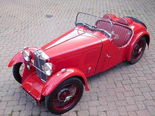 R.E.A.L. 1932 MG J2