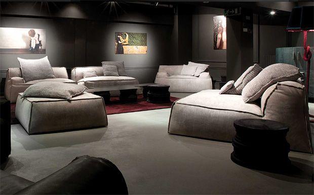 Fantastisch BAXTER   Sofa Damasco