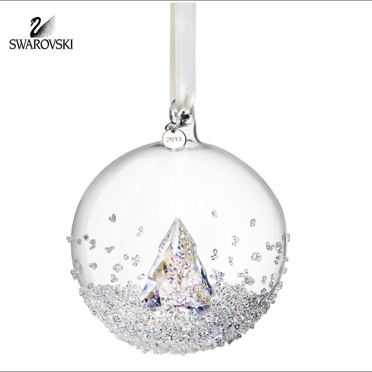 28 best Swarovski Annual Ornaments images on Pinterest | Swarovski ...