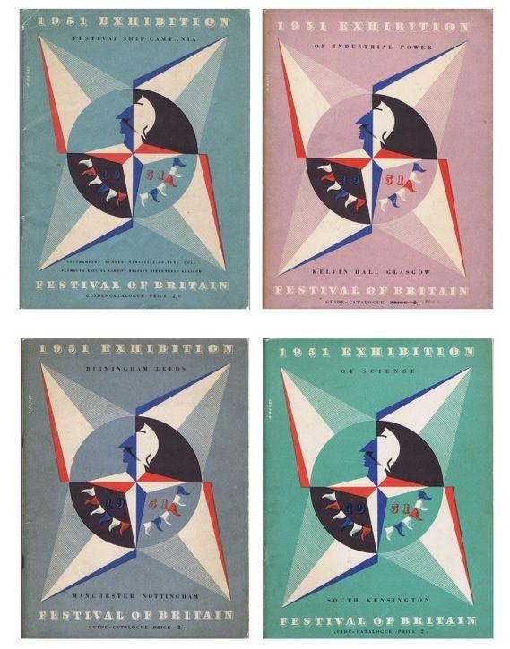 Designing the Festival of Britain, 1951