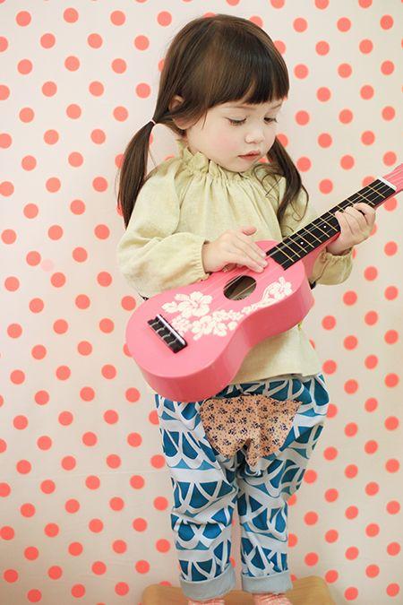 Tiny Musician by annika