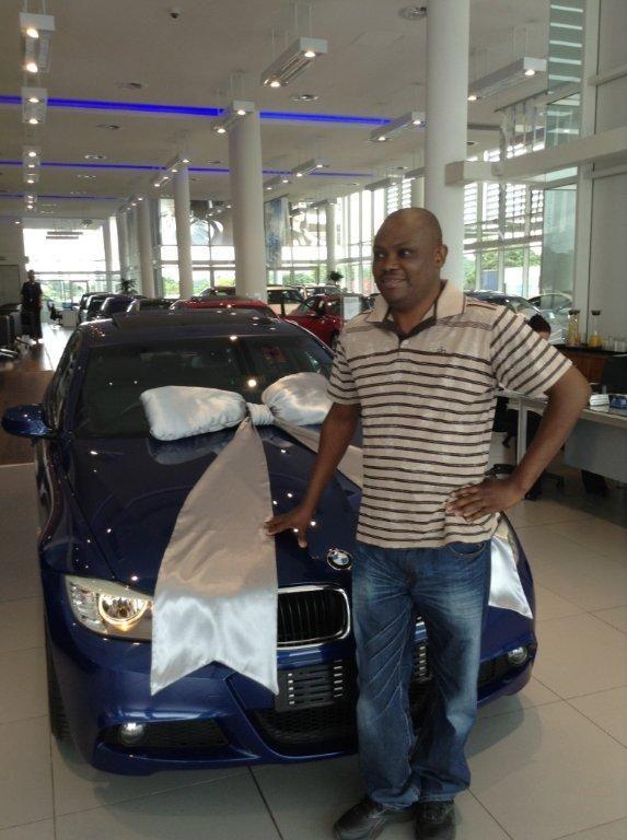 Mr. Mtshali #Happycustomers