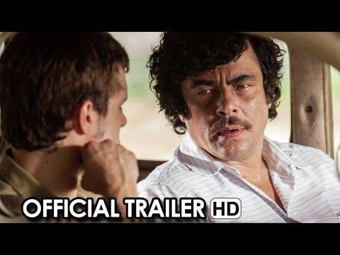 Escobar: Paradise Lost Official Trailer #1 (2015) - Benicio Del Toro HD