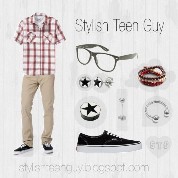 """Stylish Teen Guy #5"" by stylish-teen-guy on Polyvore"