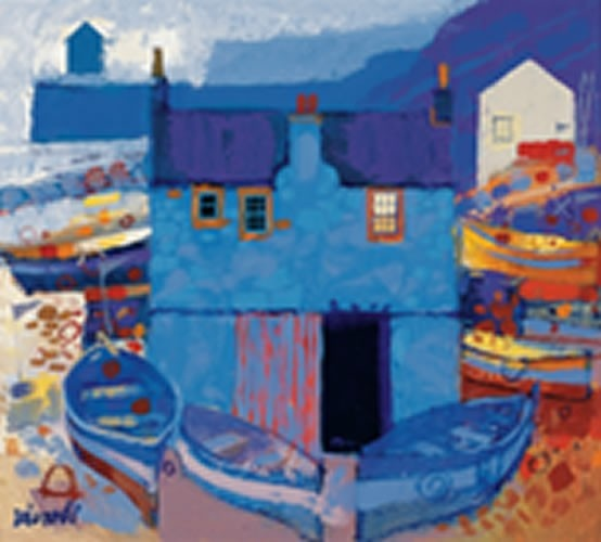 Art Prints Gallery - Early Morning (Limited Edition), £75.00 (http://www.artprintsgallery.co.uk/George-Birrell/Early-Morning-Limited-Edition.html)