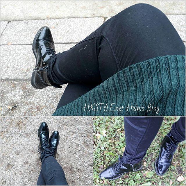 MUOTI&TYYLI SYKSY&TALVI. Trendikäs Vihreä Vanha neulepaita, tunika, Tiukat mustatfarkut ja NauhaKengät. Tykkään neuleista ja tiukoista housuista. HYMY #muotiblogi #muoti #blog #syksy #trend #vihreä #neulepaita #tunika #tiukatfarkut #musta #kengät #suosikit #hymy ☺