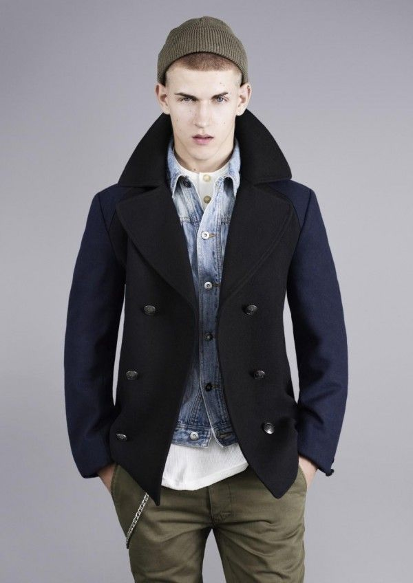10 best CollegeFashionista: P For Peacoat! images on Pinterest ...