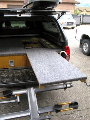 If Youre Thinking Of Converting A Van Into Tiny Living Space On Wheels Have Look At These Great Storage Drawers And Sleeping Platform