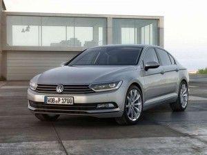 2015 Volkswagen Passat diesel