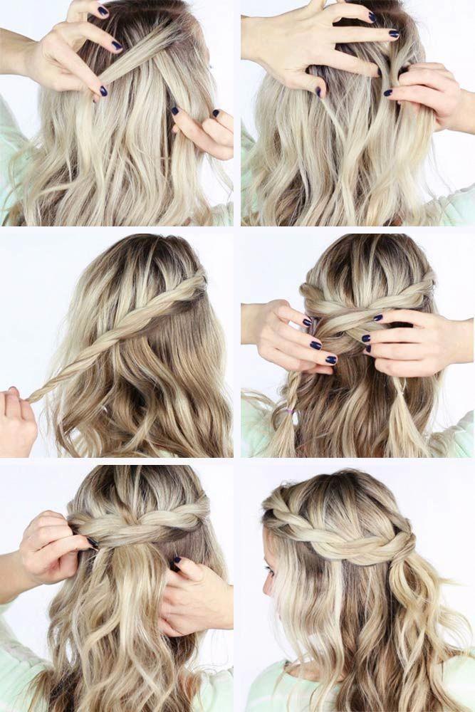 Howtobraidhair Braided Hairstyles Tutorials Long Hair Styles Braided Hairstyles