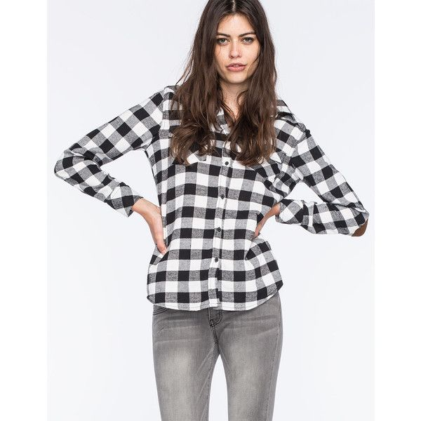 Best 25 women 39 s flannel shirts ideas on pinterest up for Women s button down shirts extra long
