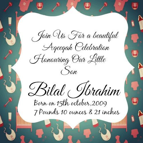31 best modern islamic wall art 2016 to 2017 images on pinterest sale personalized aqeeqah invitation card by myblessedkreations baby cardsinvitation cardsislamic m4hsunfo