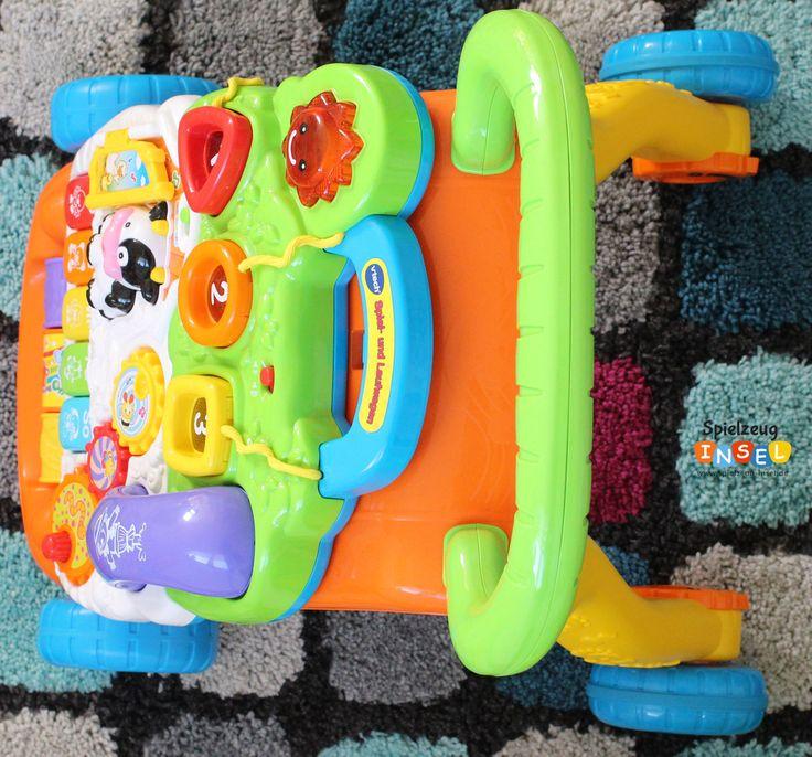 Der VTech Lauflernwagen ist sehr kippsicher. Erfahrt warum in unserem Test: http://www.spielzeug-insel.de/lauflernwagen/vtech-lauflernwagen-test-mit-bewertung/