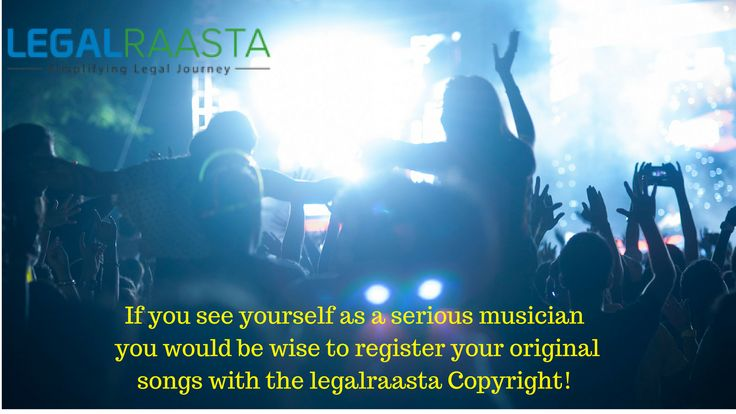 if you see your self as a serious musician you would be wise to register your original songs with the legalraasta copyright