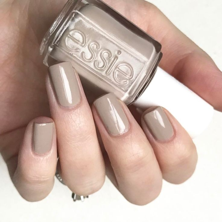 Trend-setting, neutral pastel is the most alluring manicure on the riviera – or anywhere else. Shop January's Color of the Month, essie 'sand tropez' for the perfect nude mani for any occasion -- it's the only accessory you need:  http://www.essie.com/Colors/neutrals/sand-tropez.aspx