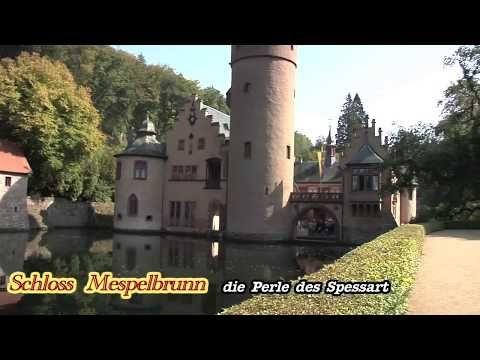 Barb & Ernie's resting travel: Schloss Mespelbrunn & Heimbuchenthal & Miltenberg ...