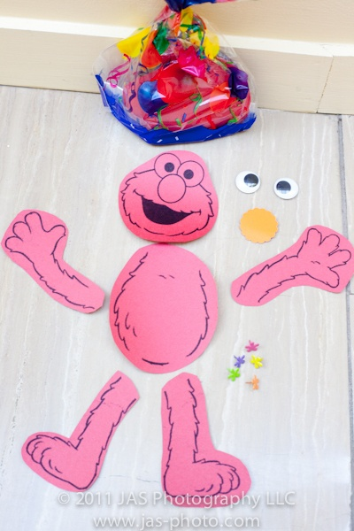 77 best monster arts and crafts images on pinterest for Elmo arts and crafts