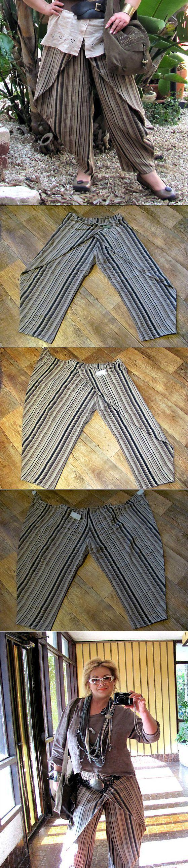 Boho style. Trousers by Julia Guryanova ..