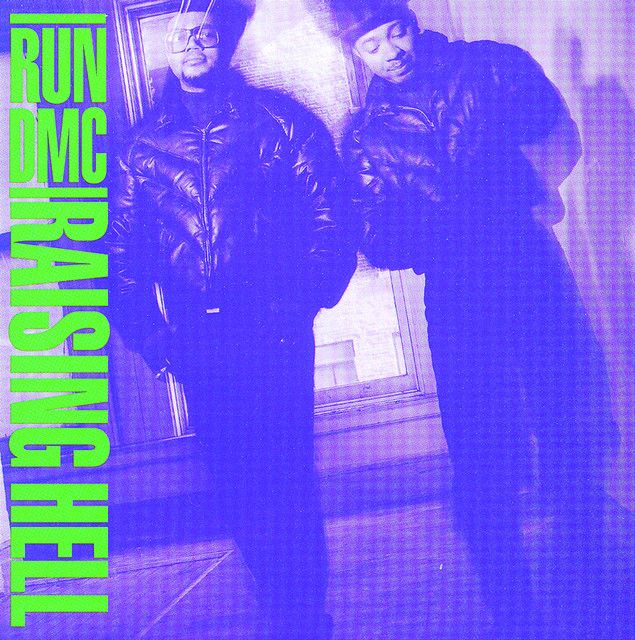 Saved on Spotify: My Adidas by RunD.M.C.