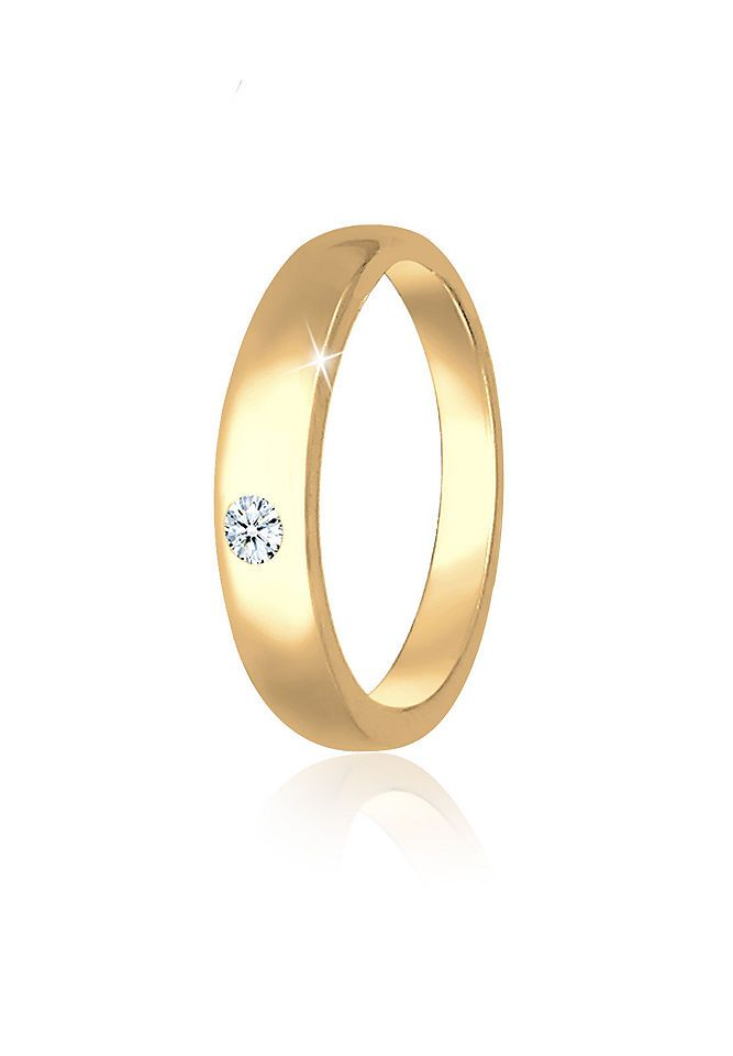 Elli Anhänger »Kinder Taufring Diamant (0.01 ct.) 585 Gelbgold« Jetzt bestellen unter: https://mode.ladendirekt.de/damen/schmuck/ringe/diamantringe/?uid=136d91c6-a425-5a62-8c4f-dbb9653330f7&utm_source=pinterest&utm_medium=pin&utm_campaign=boards #schmuck #ringe #keine #diamantringe