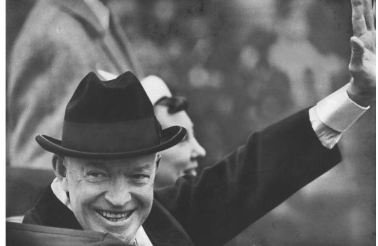 a biography of the life and times of dwight david eisenhower Timeline of president dwight eisenhower's life important dates, world and national events during his lifetime.