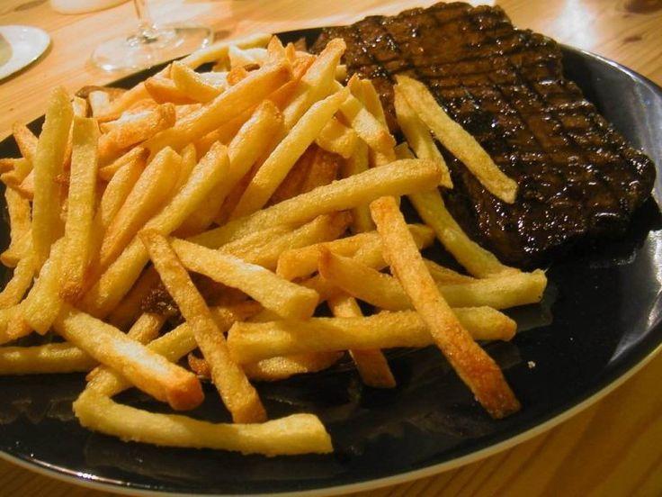 Comment obtenir la frite parfaite ? - Astuces de grand mère